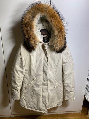 Winterjacke Mantel Pelz Echtpelz
