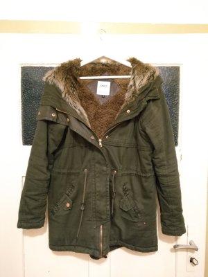Only Winter Jacket khaki