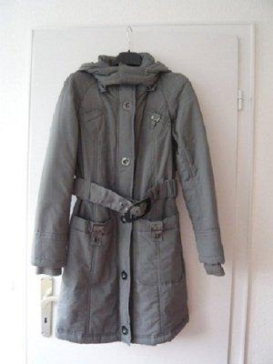 Winterjacke, Marke: Vero Moda Jeans, Gr. S, grau