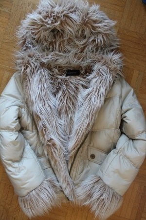 Winterjacke mit Fell