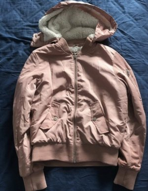 Tally Weijl Blouson aviateur or rose