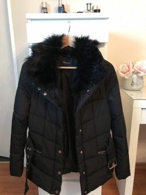 Ann Christine Winter Jacket black