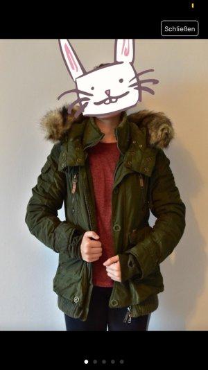 Winterjacke, Parka, Jacke, Khujo