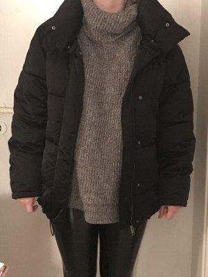 Weekday Winter Coat black