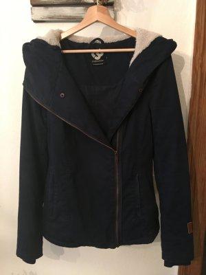 Winterjacke Ragwear Gr.L dunkelblau