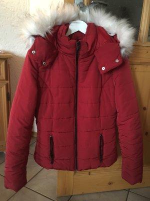 Winterjacke Rot / Orsay