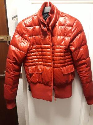 Winterjacke Rot warm Gr. 38