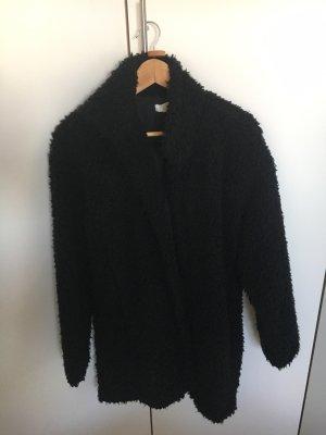 Winterjacke schwarz