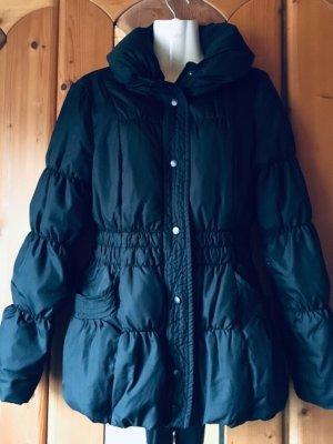 Winterjacke schwarz Größe M von Vero Moda