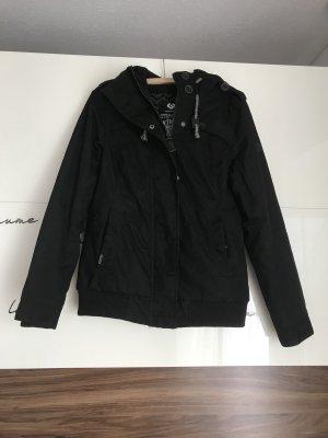 Winterjacke schwarz Ragwear