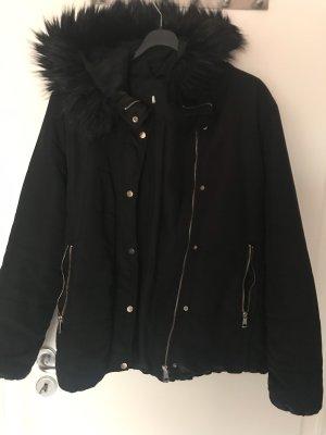 Winterjacke Schwarz von H&M