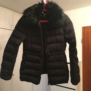Zara Veste d'hiver noir