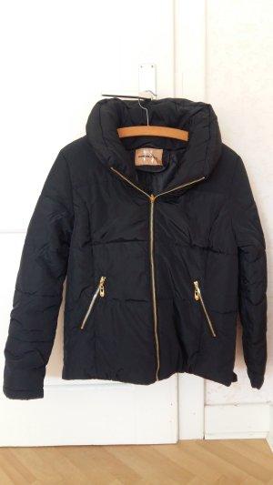 Gondola Blu Winterjack zwart