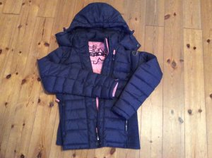 Winterjacke Superdry Fuji