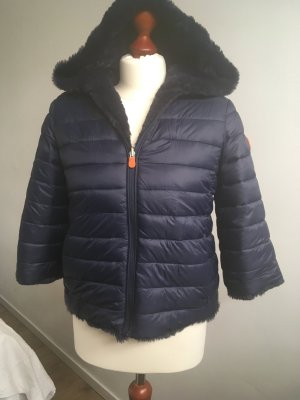 "Winterjacke Teddyjacke Wendejacke ""Save the Duck""  mit Fake Fur Daunenjacke w.NEU"