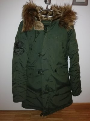 Alpha Industries Giacca verde scuro