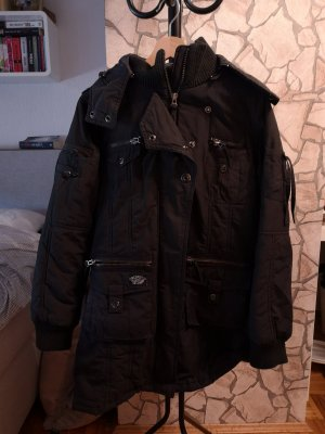 Authentic Winter Jacket black