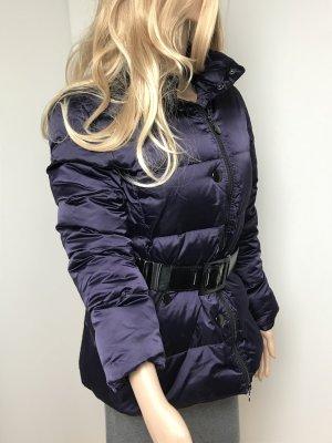 Biba Winter Jacket dark violet synthetic fibre
