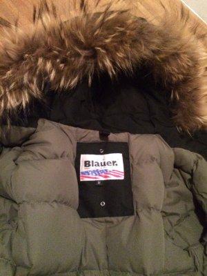 Winterjacke von Blauer