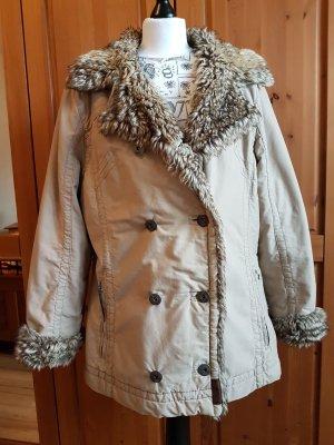 Cecil Winter Jacket multicolored