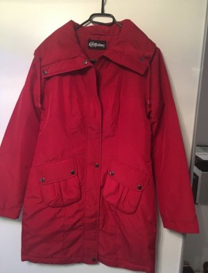 Chillytime Down Jacket red