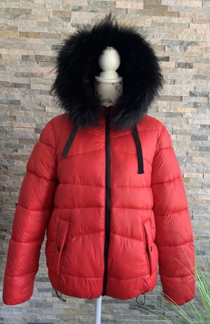 Winter Jacket red