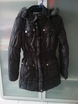 Winterjacke von Tom Tailor, schwarz