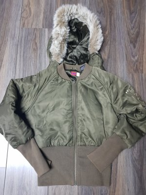 Winterjacke von Triple Five Soul Gr. M