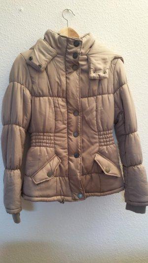 Winterjacke von Vero Moda Beige