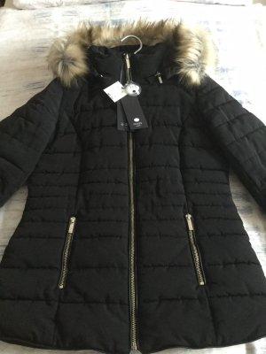 1.2.3 Paris Veste d'hiver noir