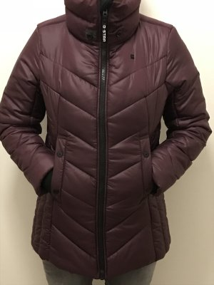 Winterjacke Whistler Slim Coat G-Star Merlot-Rot