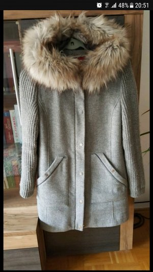 Winterjacke Wollmantel Wintermantel