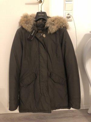 Woolrich Chaqueta de invierno gris