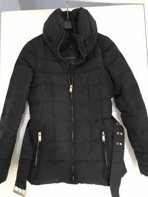 Zara Winter Jacket black