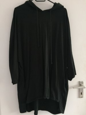 Zara Hooded Dress dark green