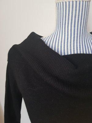 winterkleid schwarz