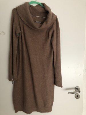 Asos Crochet Sweater light brown-beige