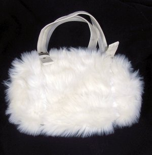 Clockhouse Carry Bag white-silver-colored synthetic fibre