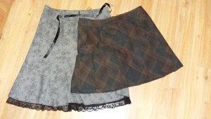winterliche Röcke kurz und knielang