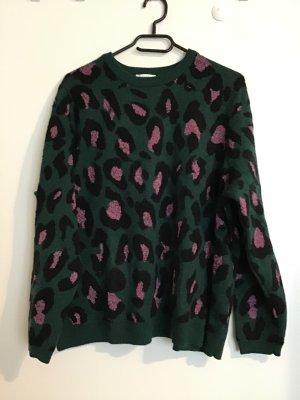 Winterlicher Pullover