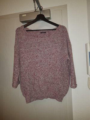 Winterlicher Strick-Pullover (L)