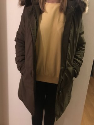 Winter Coat khaki