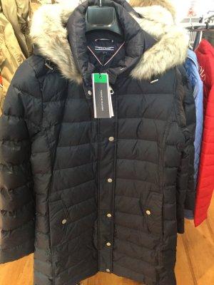 Tommy Hilfiger Abrigo de invierno azul oscuro