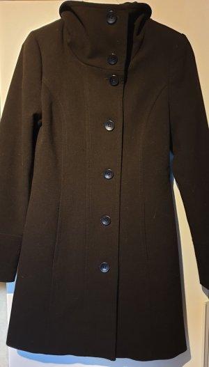 Orsay Abrigo de invierno negro