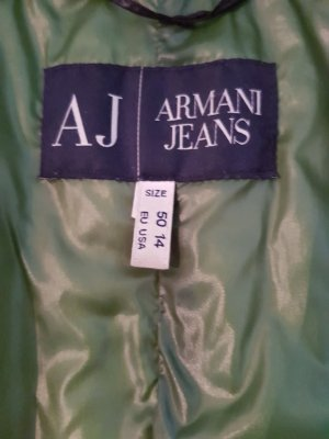 Wintermantel Armani Jeans