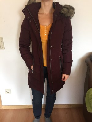 s.Oliver Down Coat bordeaux
