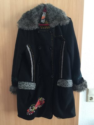 Wintermantel Desigual 46