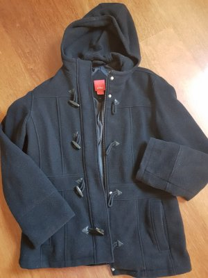 s.Oliver Duffel Coat black