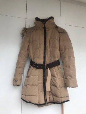 Zara Down Coat multicolored