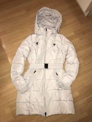 Amisu Manteau à capuche gris clair